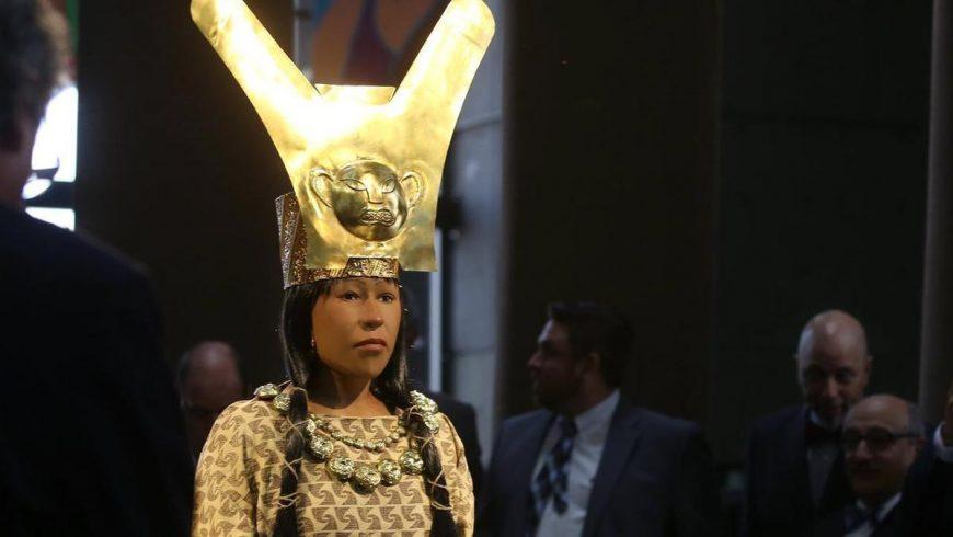 Господарката от Као възкръсна след 1700 години