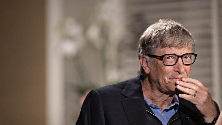 Бил Гейтс инвестира в изкуственото отглеждане на месо