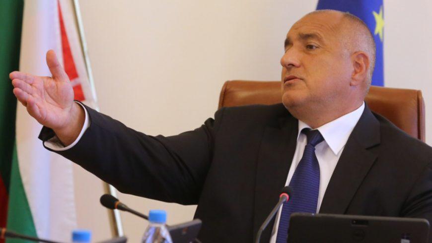 В типичен стил Борисов се отказа и от неплатения първи ден болнични