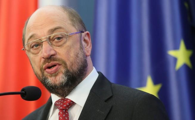 Мартин Шулц е против 2% от БВП разходи за отбрана
