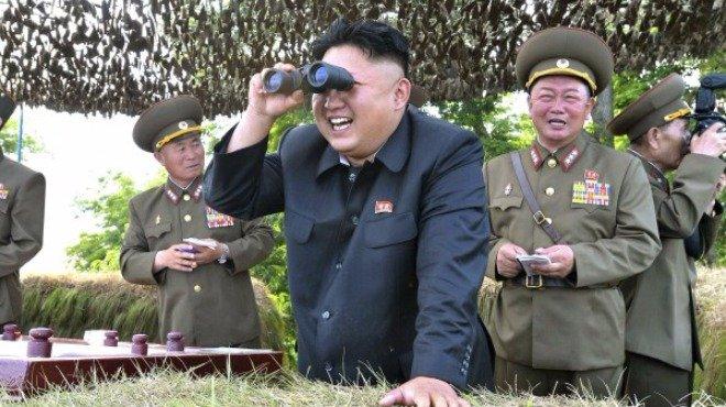 Изстреляна ракета от Северна Корея прелетя над Япония