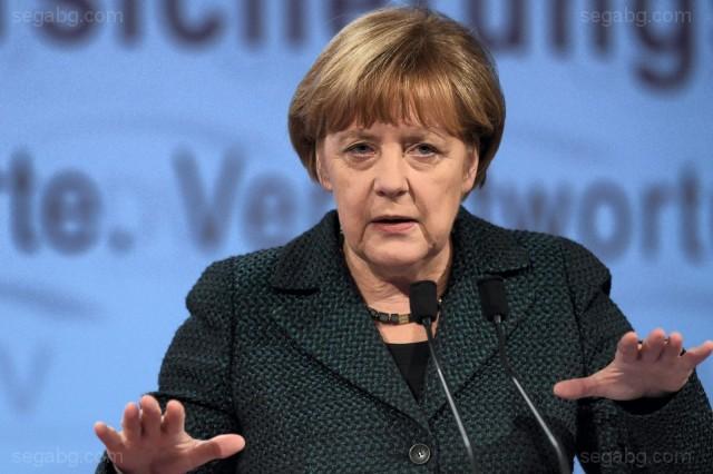 Меркел се оттегля от лидерския пост в Християндемократическия съюз