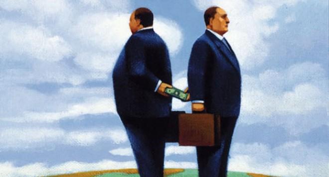 Резултат с изображение за корупцията