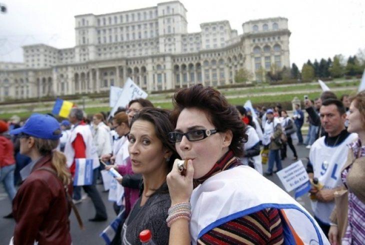 В Румъния протестират срещу промени в съдебната система