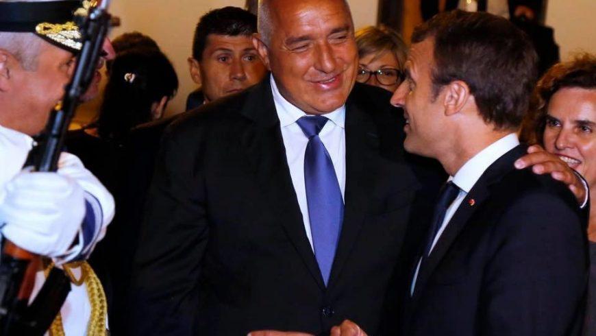 Макрон: България трябва да е част от шенгенското пространство