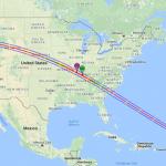 Пълното слънчево затъмнение в САЩ – гледайте онлайн