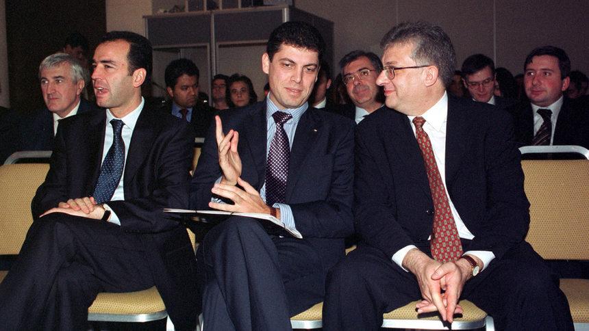 """Българският представител в ЕБВР Калин Митрев  е участвал в """"Азербайджанска пералня"""""""