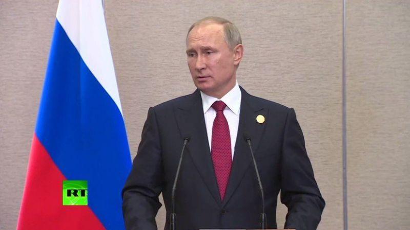 Путин: Военната истерия около КНДР ще доведе до глобална катастрофа