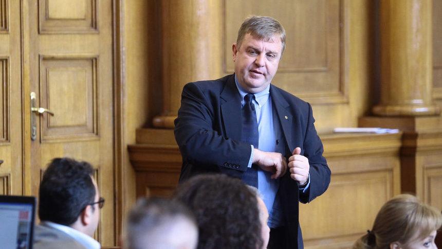 Руска конференция събра вицето Каракачанов и Волгин