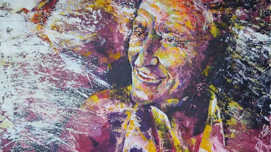 Валентин Кардамски – Вале открива изложба в Народното събрание