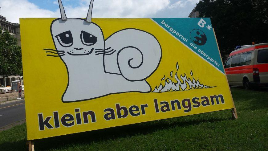 Рекордните 42 партии участват на изборите в Германия