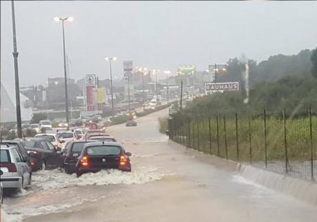 Извънредно положение в Хърватия заради наводнения