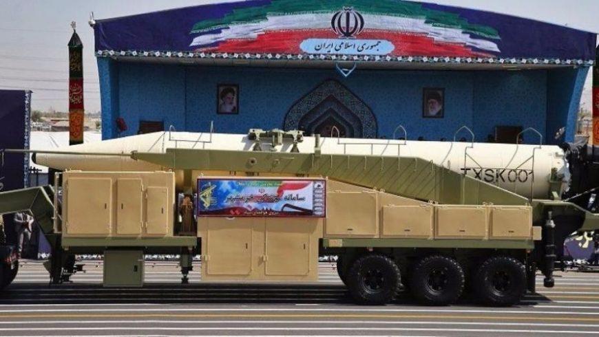 Иран е направил успешен тест с нова балистична ракета