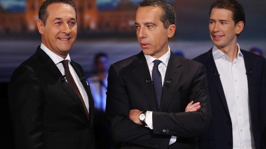 Кой ще стане канцлер на Австрия – директорът, алпинистът или дуелистът