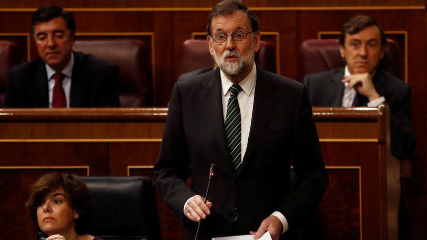 Испанското правителство отнема автономията на Каталуня