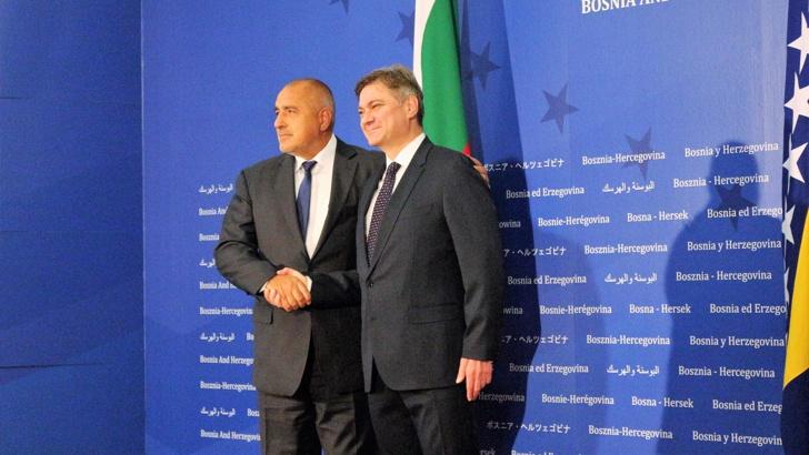 София и Сараево подписаха нов документ в областта на транспорта
