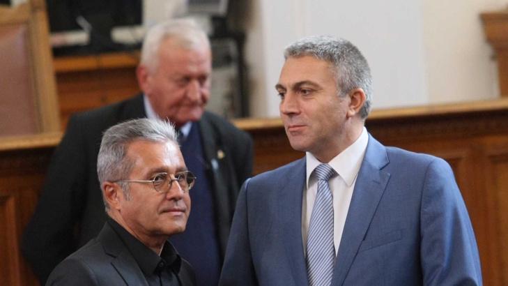 Депутатите на ДПС напускат Комисията по вероизповедания
