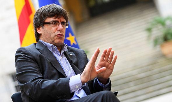 Каталуня обяви независимост, Мадрид гласува отнемане на автономията й