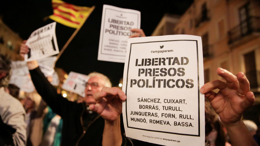 Пучдемон и каталунските министри могат да получат до 50 години затвор