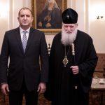 Патриарх Неофит пред президента: Ще търсим положително решение с МПЦ