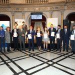 """Куминяно Фрут ООД спечели голямата награда """"Експортьор на годината"""" за 2016 г."""