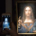 Картината Salvator Mundi на Леонардо да Винчи беше продадена за 450 млн. долара