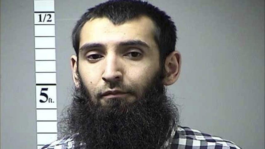 Нападателят в Манхатън е емигрантът от Узбекистан Сайфуло Хабибулаевич Саипов
