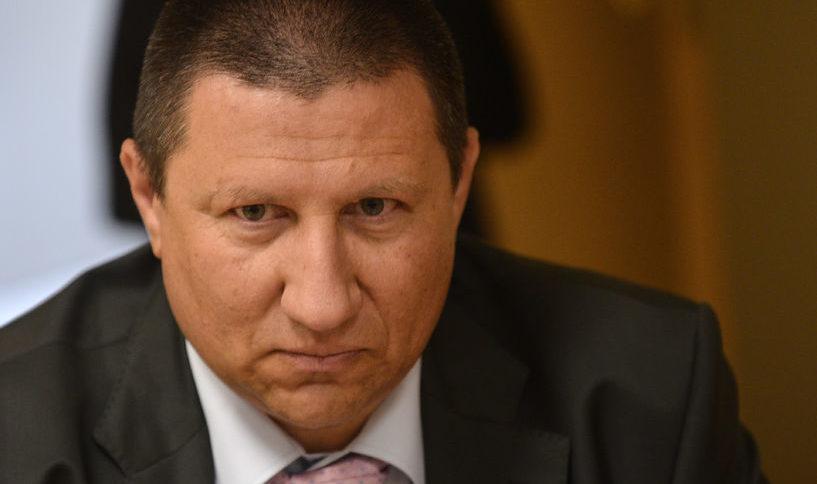 Борислав Сарафов е бил спасен от дисциплинарно производство със секретно решение на ВСС