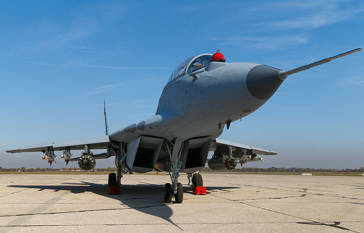 Ремонтите на българските МиГ-29 ще се извършват в България