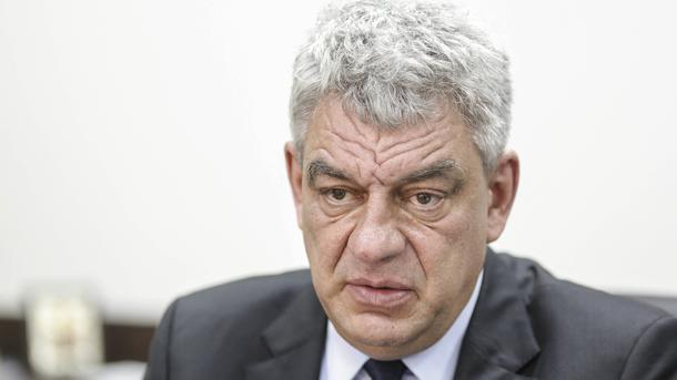 Премиерът на Румъния  Михай Тудосе подаде оставка