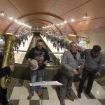 Диксиленд в чест на първата линия на метрото