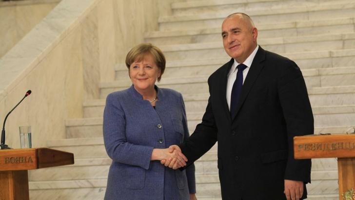 Меркел: Не мога да кажа дата за присъединяването на България в Шенген