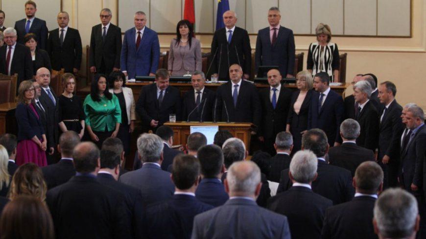 Депутатите гласуват вота в четвъртък
