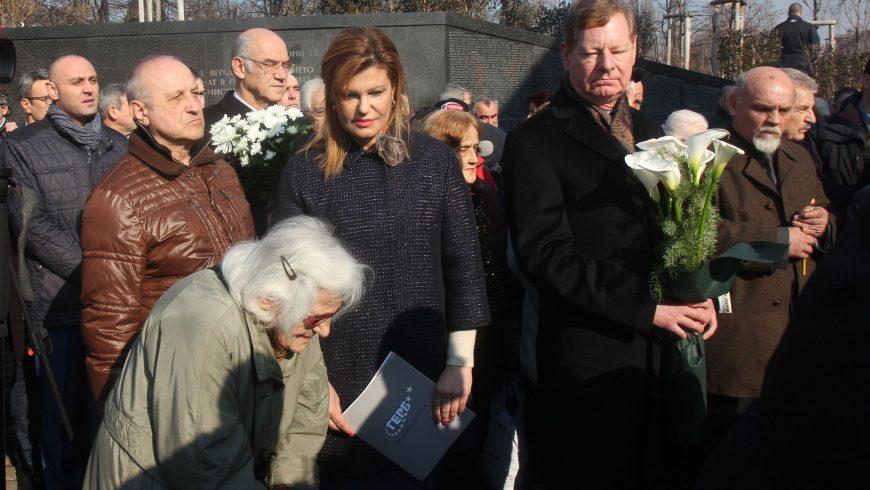 Днес почитаме жертвите на комунизма (снимки)