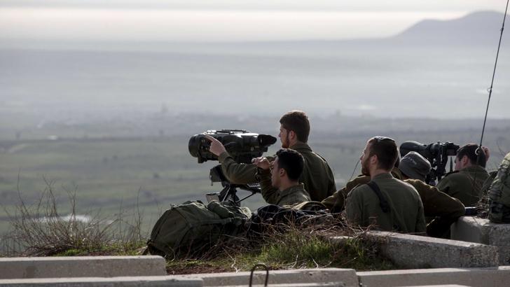 Сирия е изстреляла зенитни ракети по израелски самолет