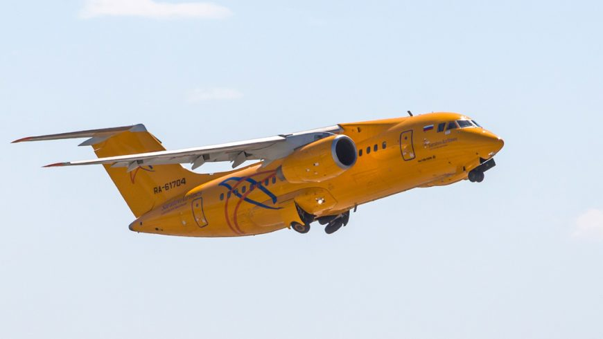 Версии за катастрофата на руския пътнически самолет