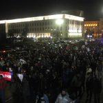 Осми протест за Пирин и против корупцията