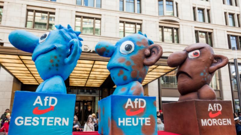 Евроскептичната партия AfD вече е втора сила в Германия