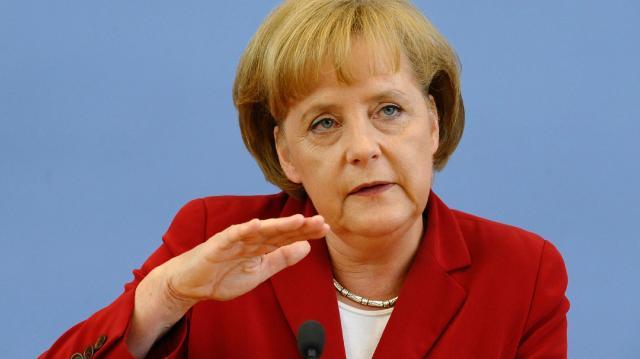 """Меркел: """"Северен поток 2"""" няма да направи Германия зависима от Русия"""