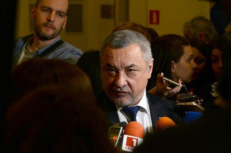 НФСБ внесе промените в три закона, искани от Валери Симеонов