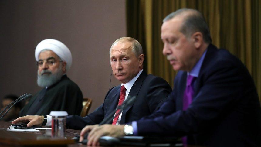 Путин пристига на посещение в Турция