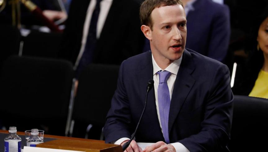 Марк Зукърбърг пред Сената – много думи, малко конкретика