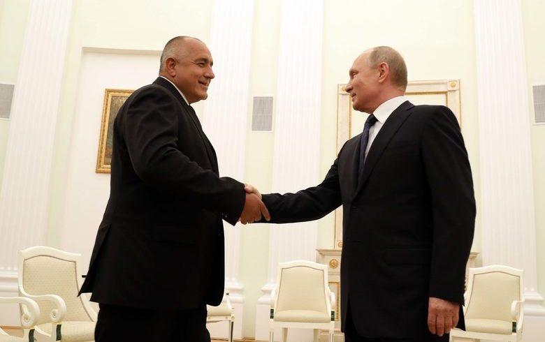 "Путин и Борисов се договорили ""Турски поток"" да стига до България"