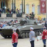 Военен парад за Гергьовден в София