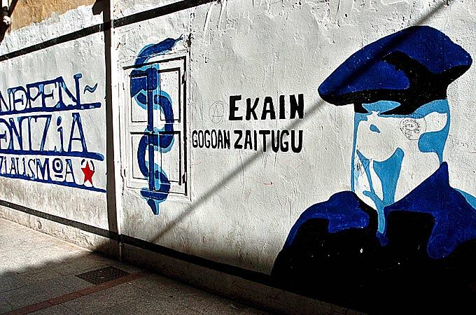 Баската организация ЕТА обяви разпускането си