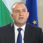 Президентът Радев подписа указа за освобождаване на Младен Маринов