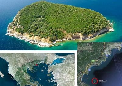 По следите на гръцкия остров на Бойко Борисов