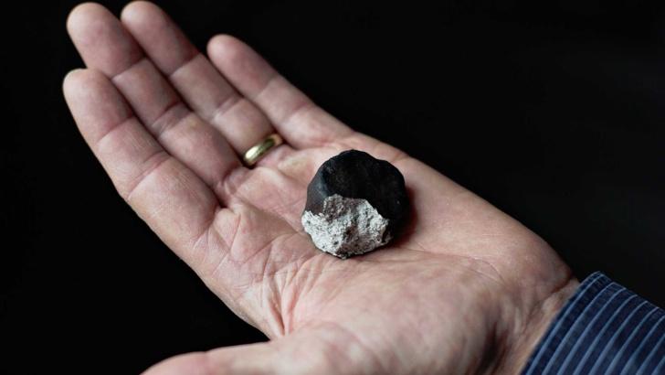 Метеорит разкрива нови тайни за Марс