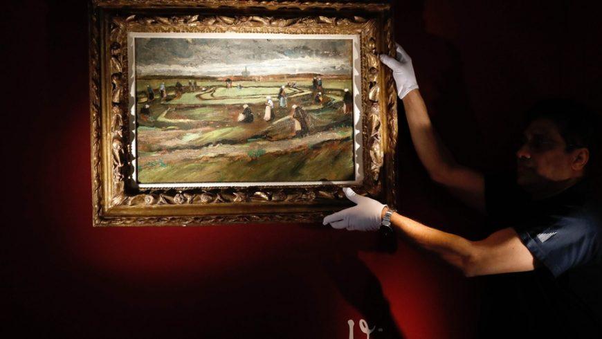 Картина на Винсент ван Гог беше продадена за над 7 млн. евро