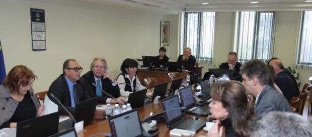 Ръководството на ключова комисия към ВСС може да бъде подменено